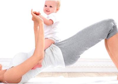 Pre- en postnatale kinesitherapie